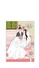 婚纱0042,婚纱,韩国花纹Ⅲ,怀抱 新娘 下楼梯