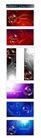 幻彩0057,幻彩,韩国花纹Ⅲ,地球 发光 球体