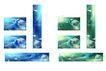 幻彩0069,幻彩,韩国花纹Ⅲ,光线 地球 箭头