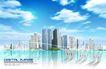 幻彩商务0049,幻彩商务,韩国花纹Ⅲ,网络 联系 世界