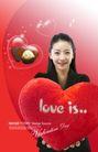 情谊物语0019,情谊物语,韩国花纹Ⅲ,抱枕 美女 白皙