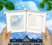 景物静物0159,景物静物,韩国花纹Ⅲ,书本 阅读 壁纸