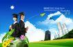 校园书生毕业生0005,校园书生毕业生,韩国花纹Ⅲ,人材 培养 教育