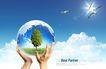 生活手姿0007,生活手姿,韩国花纹Ⅲ,保护 地球 环境