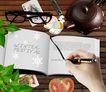生活手姿0026,生活手姿,韩国花纹Ⅲ,书写 握笔 舞动