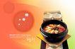 餐饮元素0009,餐饮元素,韩国花纹Ⅲ,