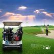 高尔夫0011,高尔夫,韩国花纹Ⅲ,红桶 袋子 车子