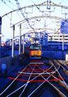 交通工具0002,交通工具,版式设计,车站 错综 铁轨