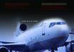 交通工具0003,交通工具,版式设计,民航 航班 起飞