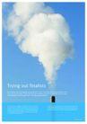 化工0005,化工,版式设计,喷射 排放 白雾