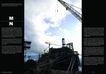 化工0010,化工,版式设计,吊臂 悬空 施工