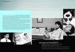 医疗0037,医疗,版式设计,剪刀 杂志 黑白照片