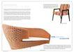 建筑风景0071,建筑风景,版式设计,家具类 彩条沙发 竹藤椅