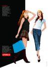插画0064,插画,版式设计,白领 长发 高跟鞋