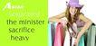 时装购物0075,时装购物,版式设计,时尚女郎 紫色花帽子 手提高跟鞋