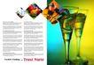 艺术欣赏0110,艺术欣赏,版式设计,酒水 品味 生活