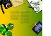 艺术欣赏0131,艺术欣赏,版式设计,扩大镜 树叶 眼镜