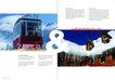 运动0055,运动,版式设计,缆车 游览 高山
