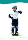 运动0064,运动,版式设计,溜冰 装备 年轻