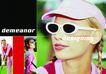 运动0072,运动,版式设计,休闲时刻 高尔夫爱好者 粉色帽子