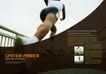 运动0082,运动,版式设计,健壮 体育运动 腿部肌肉
