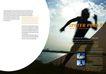 运动0083,运动,版式设计,迈步 跨越 英文版