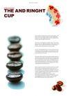 餐饮0109,餐饮,版式设计,黑色 咖啡豆 品味