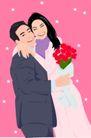 情人结婚0397,情人结婚,节日喜庆,