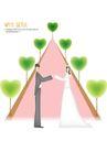 情人结婚0403,情人结婚,节日喜庆,