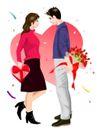 情人结婚0434,情人结婚,节日喜庆,