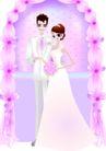 情人结婚0436,情人结婚,节日喜庆,