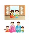 新年春节0342,新年春节,节日喜庆,