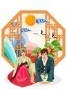 新年春节0373,新年春节,节日喜庆,