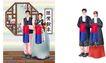 猪年0050,猪年,节日喜庆,朝鲜 服饰 风俗