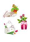 礼物0021,礼物,节日喜庆,赠送 礼物 馈赠