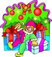 礼物0024,礼物,节日喜庆,礼物 高兴 心情