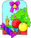 礼物0026,礼物,节日喜庆,糖果 颜色 鲜艳