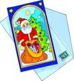 礼物0029,礼物,节日喜庆,庆祝 基督教 圣诞老人