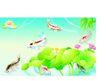 竹子荷花植物0019,竹子荷花植物,节日喜庆,荷塘 游动 池子