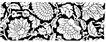 竹子荷花植物0026,竹子荷花植物,节日喜庆,花纹 花边 花式