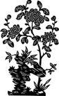 竹子荷花植物0028,竹子荷花植物,节日喜庆,生长 茂盛 植物