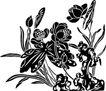 竹子荷花植物0031,竹子荷花植物,节日喜庆,莲蓬 花骨朵 荷塘