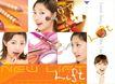 化妆护肤品0039,化妆护肤品,精品广告设计,睫毛夹 粉底刷 生活