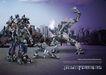 电影0018,电影,精品广告设计,机器人 城市 大厦
