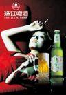 酒0061,酒,精品广告设计,美女 诱惑 啤酒