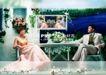 浪漫柔情模板20098,浪漫柔情模板2,浪漫柔情模板,坐姿 爱人 婚纱
