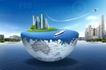 地产风云专辑20135,地产风云专辑2,地产风云,地球 大厦 湖水