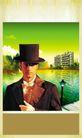 地产设计师专辑10144,地产设计师专辑1,地产设计师,湖边 男人 绅士帽子
