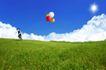 地产设计师专辑30101,地产设计师专辑3,地产设计师,儿童 草坡 气球