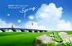 地产设计师专辑40056,地产设计师专辑4,地产设计师,铁路 禾苗 高架桥